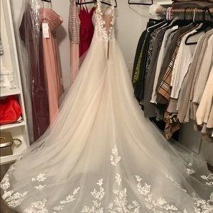 Martina Liana Designer Wedding Dress